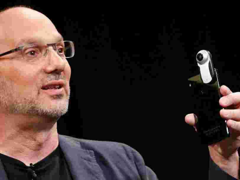 Andy Rubin, le père d'Android, aurait renoncé à son prochain smartphone et pourrait vendre sa société après avoir levé 300M$