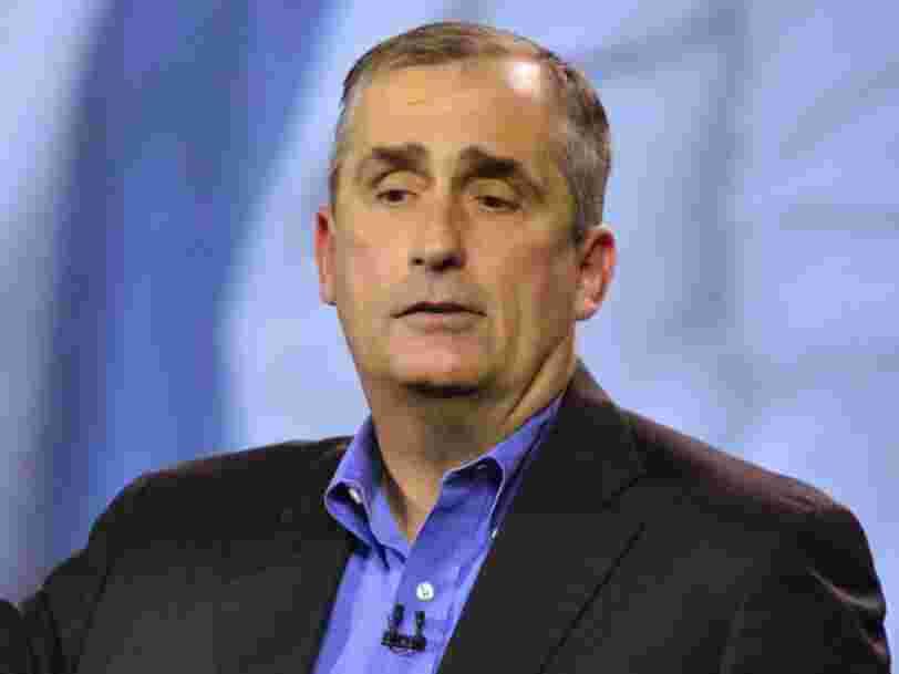 Intel était au courant de la faille de sécurité quand son DG a vendu 24M$ d'actions