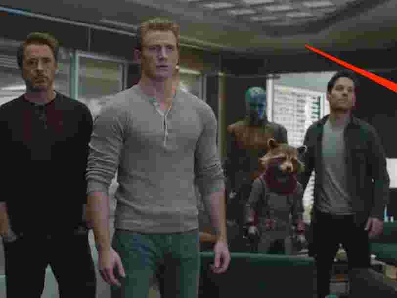13 détails que vous avez peut-être ratés dans la bande-annonce de 'Avengers:Endgame'