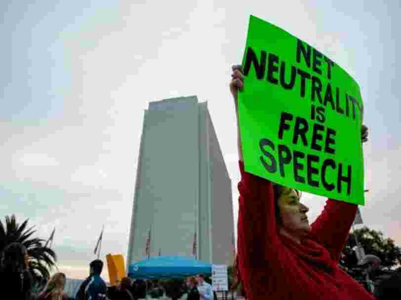 Le Sénat américain vote pour restaurer la neutralité du net