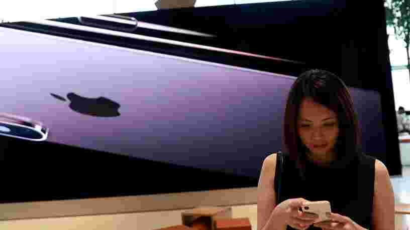 Apple aurait abaissé ses commandes de production pour ses iPhones XR, XS et XS Max