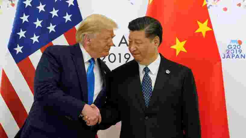 Huawei pourrait de nouveau être fourni par les entreprises américaines