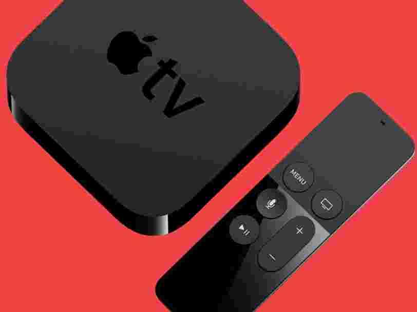 Apple annoncerait le lancement d'Amazon Video sur Apple TV dès le mois prochain