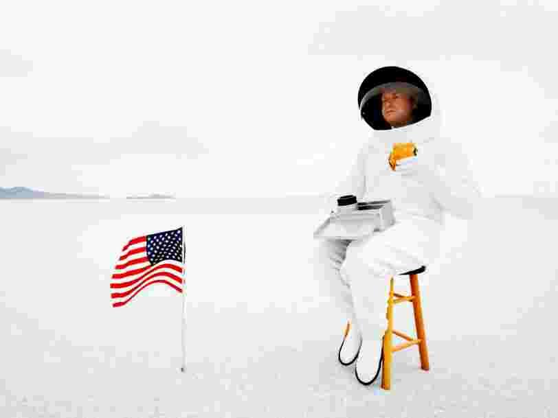Du bœuf en tube aux nouilles instantanées... comment l'alimentation des astronautes a évolué depuis 1960