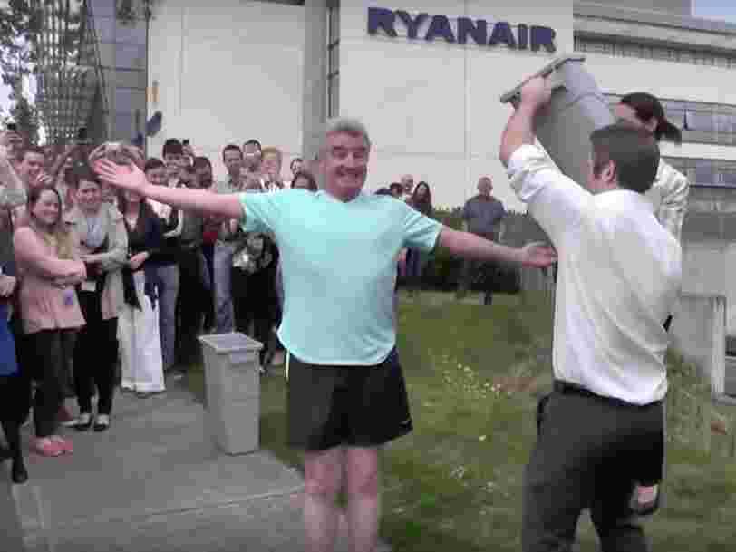 Ryanair a bénéficié de 80 M€ de remises injustifiées, payées en partie par les usagers de la ligne de bus Paris-Beauvais