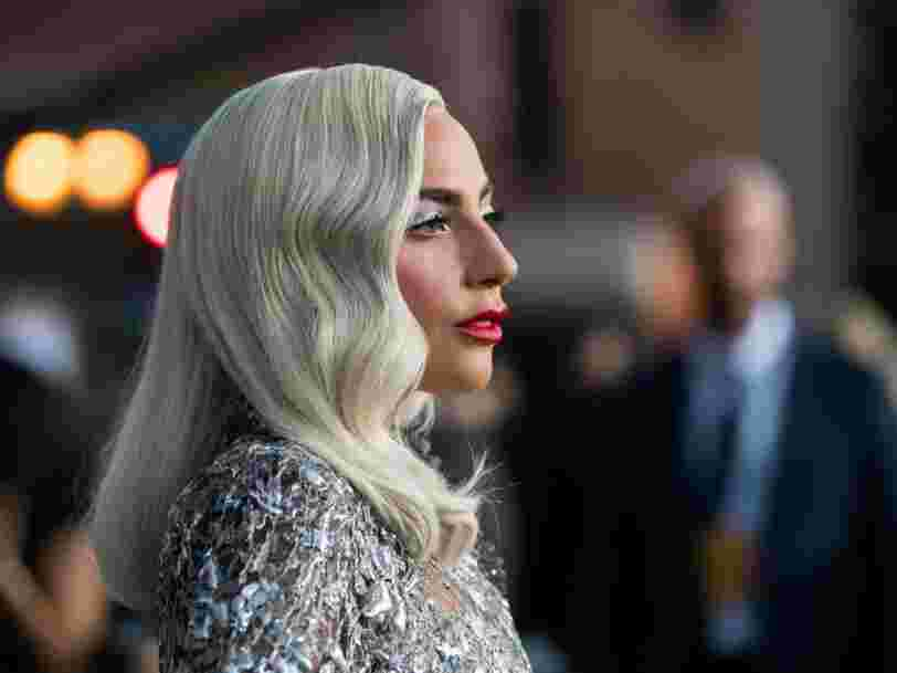 Lady Gaga lance en exclusivité sur Amazon sa marque de maquillage Haus Laboratories