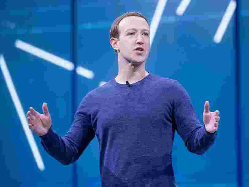 Mark Zuckerberg a écrit une tribune dans plusieurs journaux pour défendre son entreprise et expliquer comment Facebook fonctionne