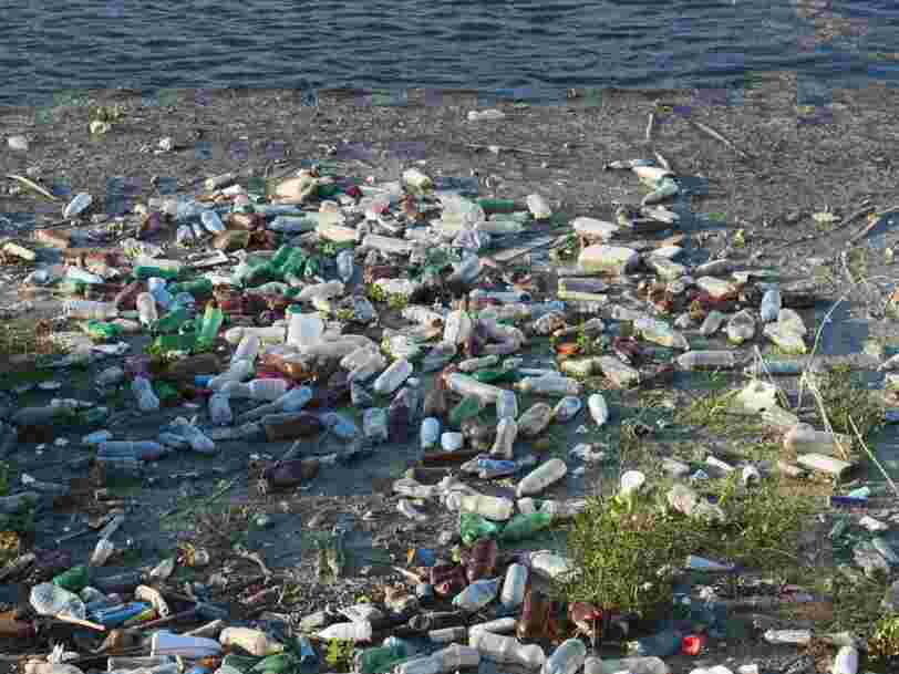 Les 9 pays en Méditerranée qui rejettent le plus de déchets plastiques dans la mer