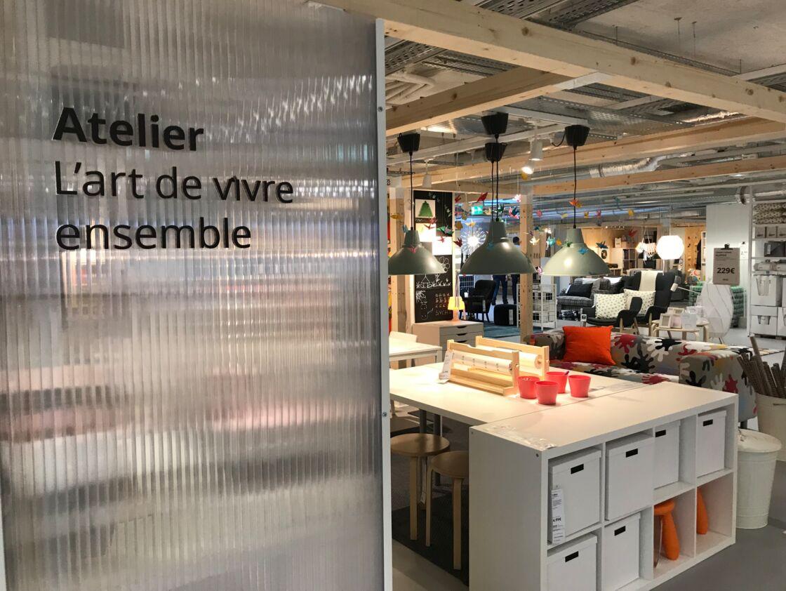 On a visité le nouveau Ikea Madeleine à Paris, voici en quoi