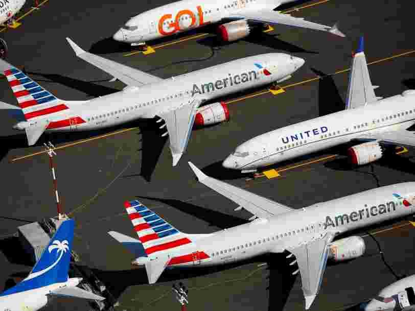 Le responsable du 737 Max quitte Boeing en pleine tourmente