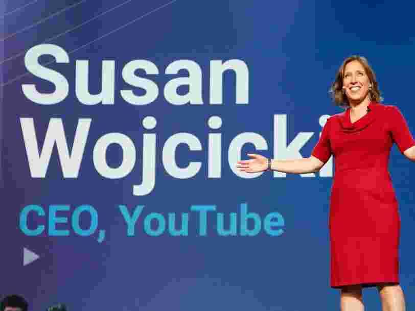 La patronne de YouTube a demandé aux youtubeurs de participer à sa guerre contre l'Europe — mais cette stratégie pourrait se retourner contre Google