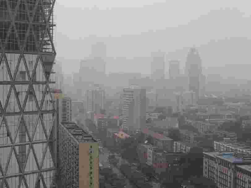 Pékin va fermer un millier d'usines d'ici à 2020 pour lutter contre la pollution