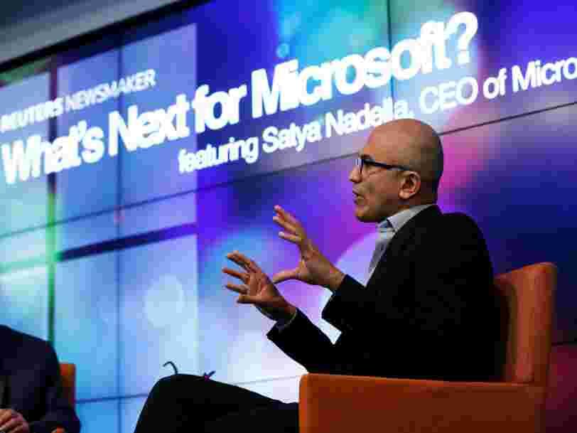 Microsoft renonce à son rêve de faire tourner Windows sur des smartphones —place au plan B