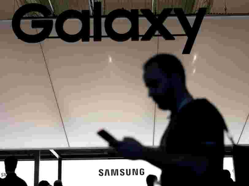 Samsung dévoilera son nouveau Galaxy Note le 7 août prochain... et les 6 autres choses à savoir dans la tech ce matin