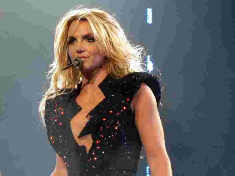 Des hackers ont piraté le compte Twitter de Sony Music et ont annoncé que Britney Spears était morte