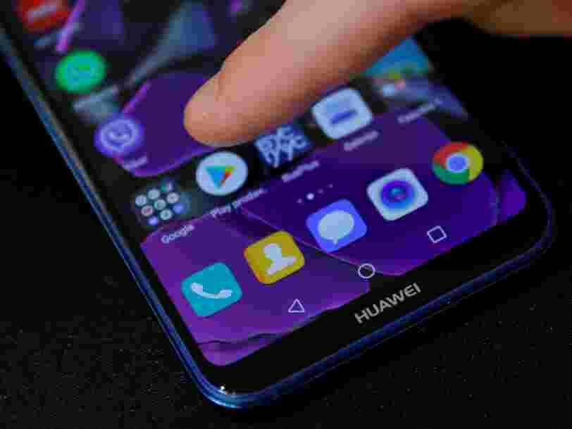 Huawei a désormais son propre OS pour continuer d'exister en Europe