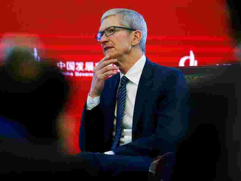 Les Etats-Unis ont ouvert une enquête sur la manière dont Apple a géré la crise des iPhones lents