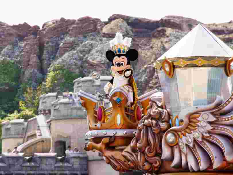 Le Top 25 des parcs d'attractions les plus populaires dans le monde