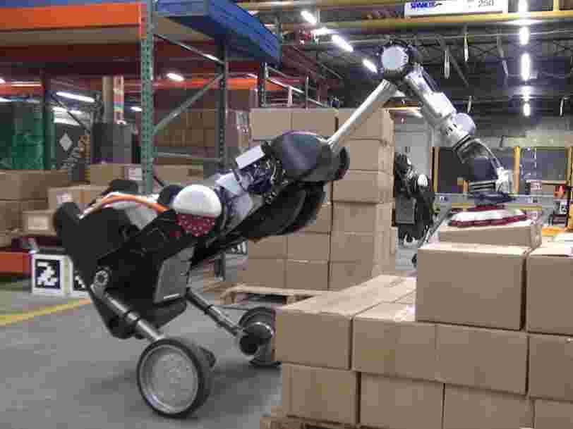 Vous allez rêver d'avoir ce robot Boston Dynamics pour votre déménagement