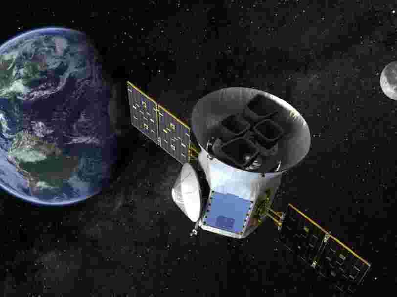 La plus grande recherche de vie extraterrestre de l'histoire de la NASA est enfin lancée — et l'agence s'attend à découvrir des 'mondes étranges et fantastiques'