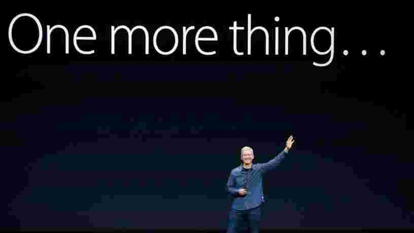 Les iPhones, iPads et Macs sont aussi touchés par la faille de processeur découverte par Google— mais Apple a déjà commencé à la réparer