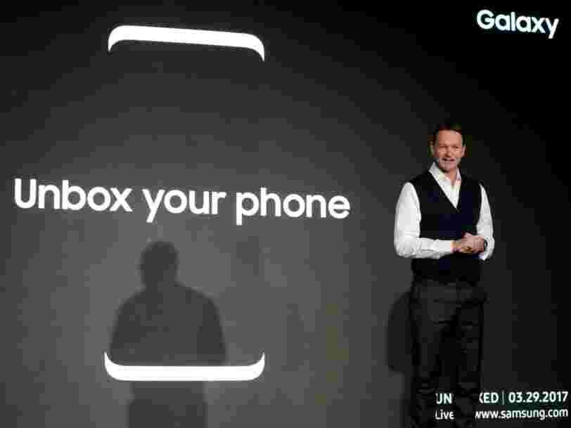 Samsung présentera son Galaxy S8 le 29 mars