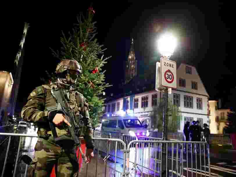 Voici ce que l'on sait de la fusillade à Strasbourg qui a fait 5 morts