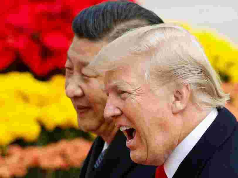 Guerre commerciale avec la Chine: Donald Trump vient de passer à la vitesse supérieure