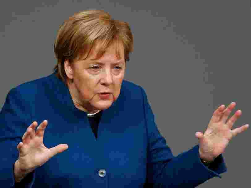 BREXIT: Angela Merkel pose un ultimatum avant un sommet crucial à Bruxelles — et la France est aussi visée pour trouver un accord