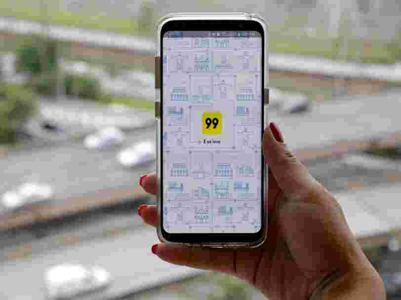 Didi Chuxing prend le contrôle du leader brésilien des VTC pour défier Uber dans le plus grand pays d'Amérique latine