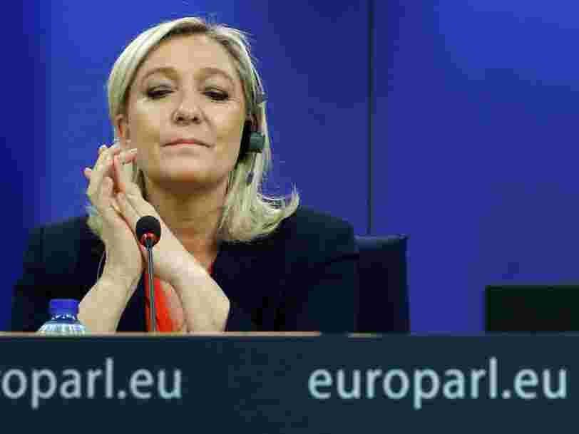 Le Parlement européen estime que le Front national a escamoté près de 5M€ en salaires versés frauduleusement à des membres du parti