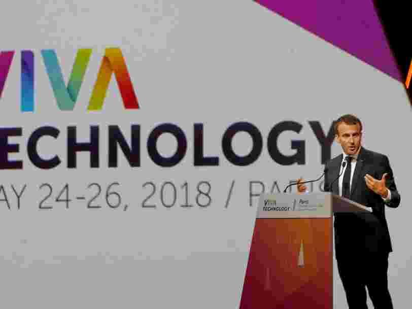 Emmanuel Macron s'apprête à recevoir plusieurs fonds de la Silicon Valley pendant 2 jours à Paris