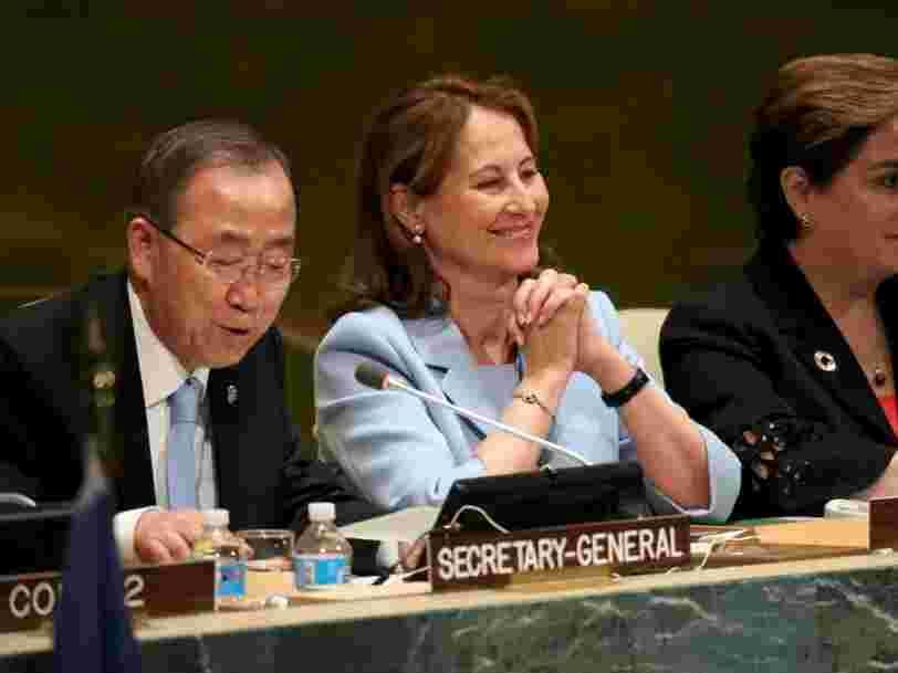 Il y a désormais un espoir réel de voir l'accord de Paris sur le climat entrer en vigueur cette année