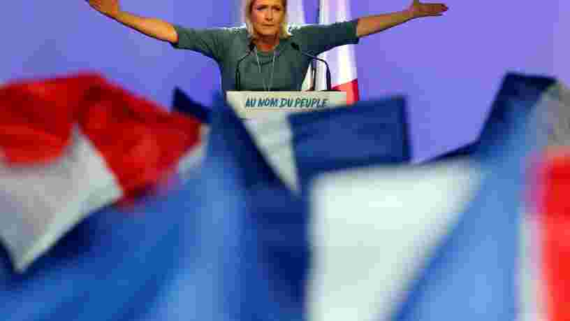CREDIT SUISSE: l'élection présidentielle française représente le 'plus grand risque existentiel' pour l'Europe