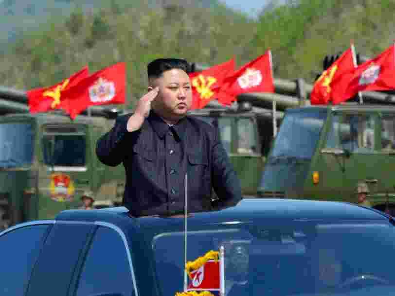 Le ministère des affaires étrangères de Corée du Nord a ouvert un site internet réalisé grâce à un outil open source créé par des Américains