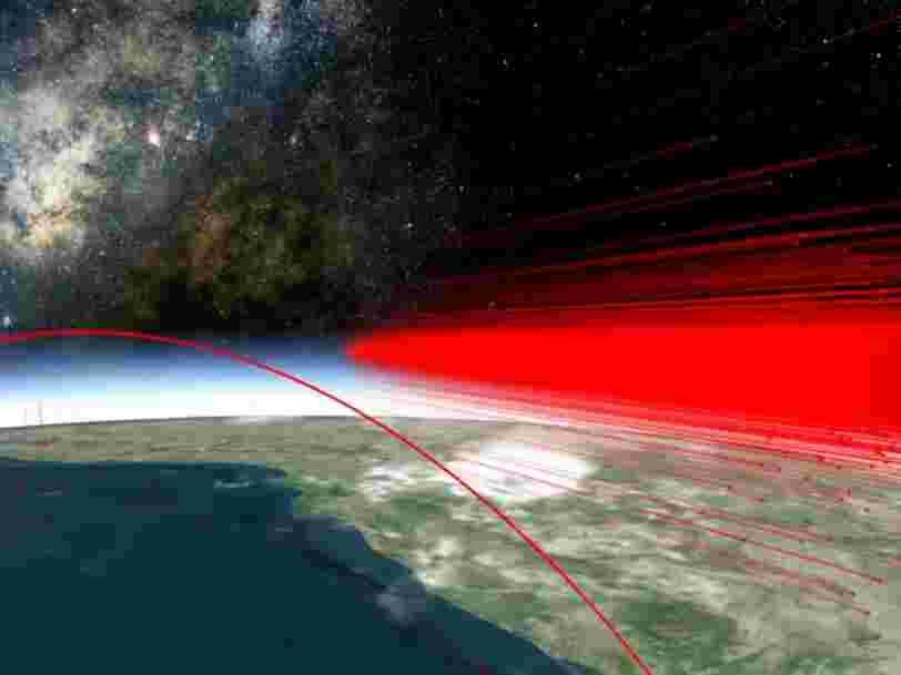 L'Inde a détruit son satellite et ça mettrait en danger la Station spatiale internationale selon la NASA