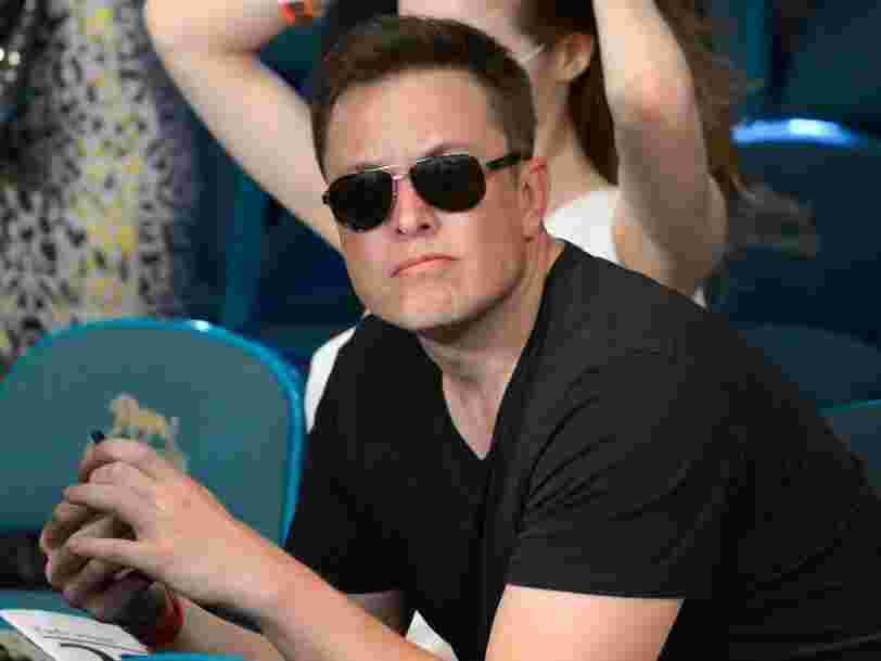 Elon Musk cogne sur les médias dans une série de tweets — et il promet de créer un site web pour noter les journalistes et les éditeurs