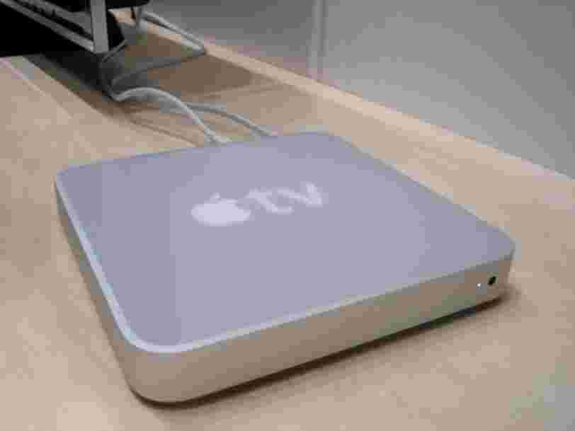 Le patron de l'Apple TV : 'La télévision a besoin d'être réinventée'