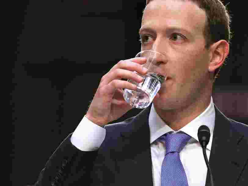 Mark Zuckerberg réfute une théorie du complot tenace sur la manière dont Facebook espionnerait ses utilisateurs