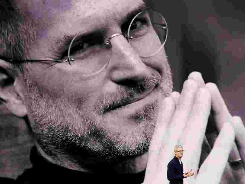 Apple devient la première entreprise au monde à atteindre les 1000 Mds$ de capitalisation boursière