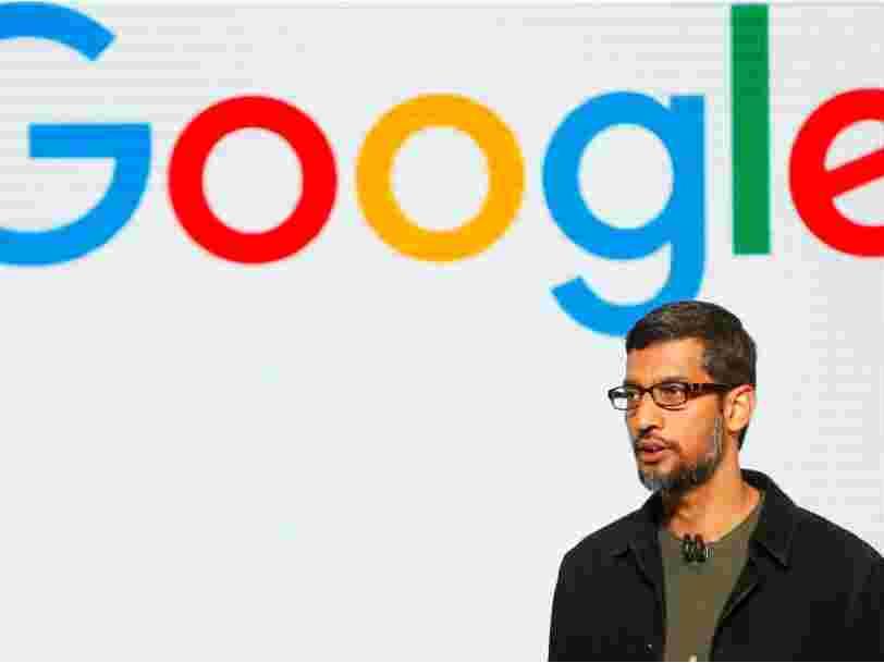 Le DG de Google sur Charlottesville et Barcelone: 'Le terrorisme est le terrorisme, et il prend de nombreuses formes'
