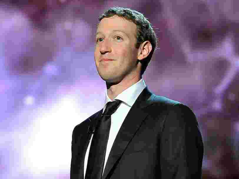 Mark Zuckerberg s'est entretenu plusieurs fois avec Donald Trump depuis son élection