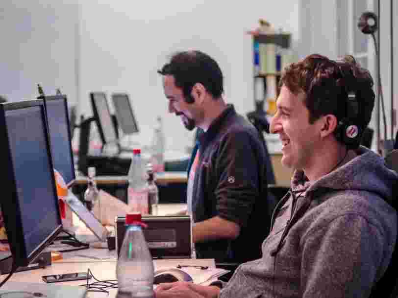 Il y a un indicateur simple qui montre la confiance des créateurs de startups français dans l'avenir