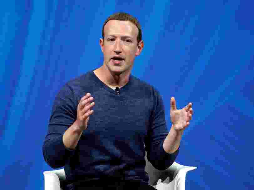 Pour la première fois en 7 ans, Mark Zuckerberg a pris la parole en public en France — et son message était monolithique