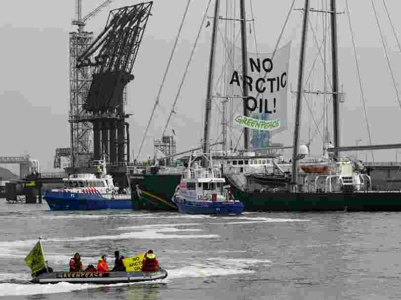 Voici la vraie raison pour laquelle Barack Obama a décidé d'interdire de nouveaux forages pétroliers en Arctique