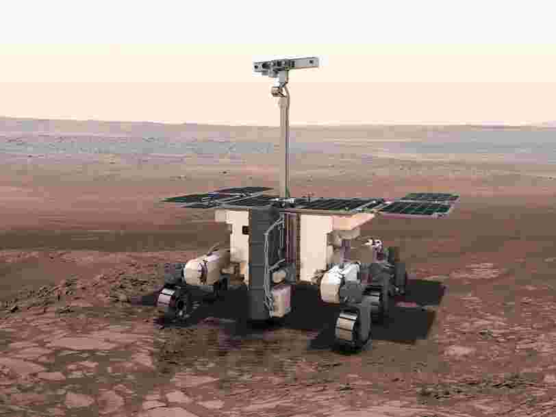 Vous avez jusqu'au 20 avril pour proposer un son qui pourrait être diffusé depuis Mars