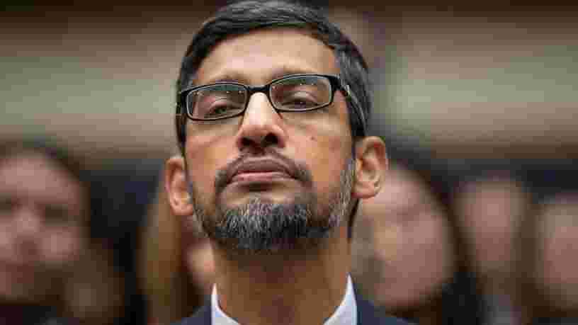 Donald Trump s'en prend à Sundar Pichai, et accuse Google de le défavoriser