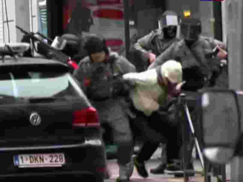 Salah Abdeslam, survivant du commando des attentats du 13 novembre, a été condamné à 20 ans de prison pour son rôle dans une fusillade à Bruxelles en 2016