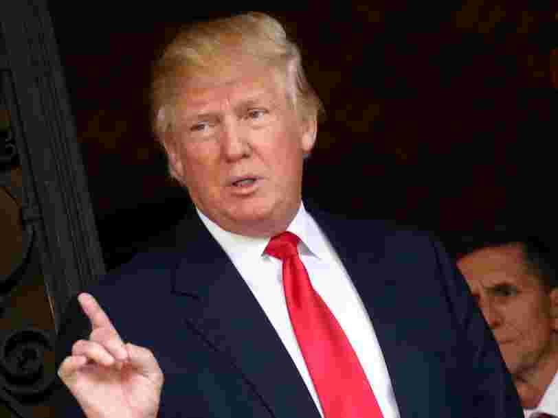 Quelqu'un a offert une coupe de cheveux 'normale' à Donald Trump sur Photoshop — et la différence est édifiante