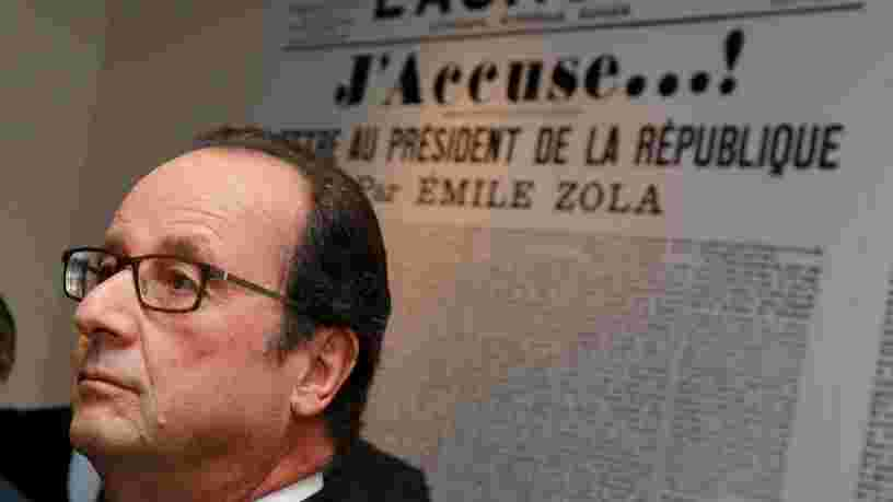 Le président français veut rendre coup pour coup aux Américains sur les amendes financières — à commencer par Google
